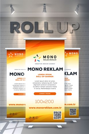 Roll Up 100x200